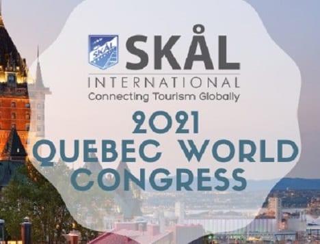 تم تأجيل مؤتمر Skål 2021 العالمي في كيبيك