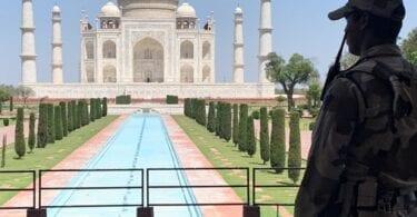 Indien lukker alle monumenter og museer på grund af den nye COVID-bølge