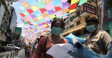 Thaimaan yllättävät uudet COVID-rajoitukset alkavat sunnuntaina