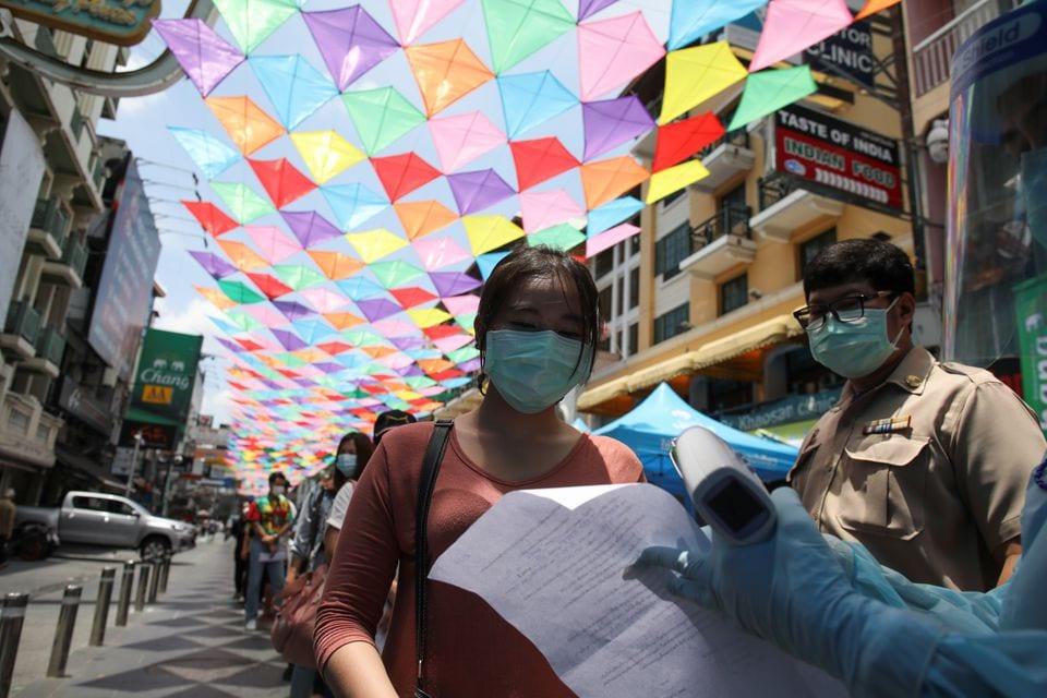 Ang katingad-an sa Thailand nga bag-ong Mga Pagdili sa COVID magsugod sa Domingo
