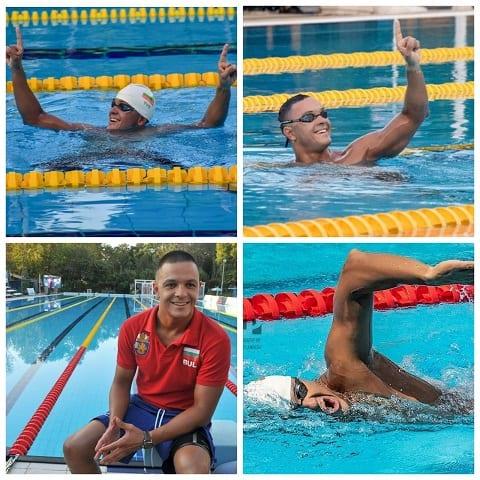 Celebridade da natação búlgara de olho nas Seychelles para o próximo desafio de natação