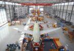 Airbus компаниясы Тулузада жаңыланган A320 акыркы конвейеринде ишин улантат