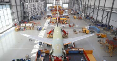 Airbus resumes work on modernized A320 final assembly line in Toulouse