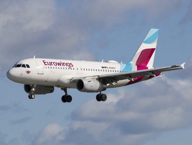 Společnost Eurowings obnovuje lety do Stuttgartu z letiště v Budapešti