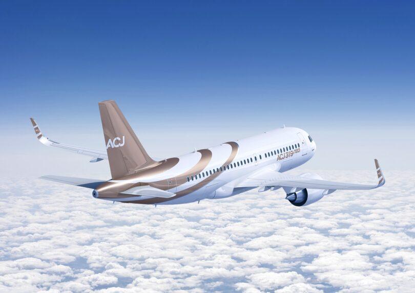 Airbus Corporate Jets obtiene el pedido del ACJ319neo