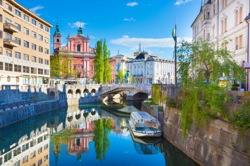 یورپ میں سلووینیا اگلی رجحان ساز منزل ہوسکتی ہے