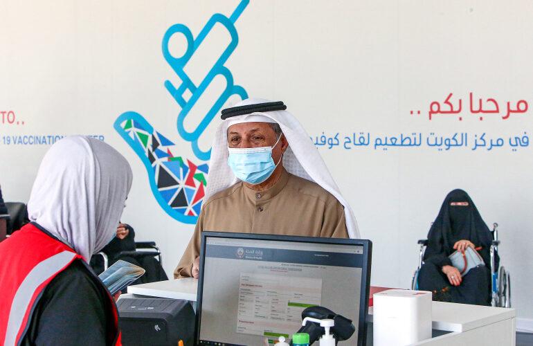 کویت مانع از ترک امارات برای شهروندان واکسینه نشده است