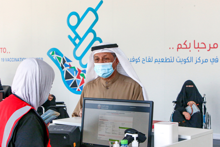 Кувейт улс вакцин хийлгээгүй иргэдийг Эмират улсаас гарахыг хориглодог