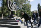 ウクライナは、ホロコースト中に新しいバビンヤーシナゴーグでユダヤ人を救った人々を称えます
