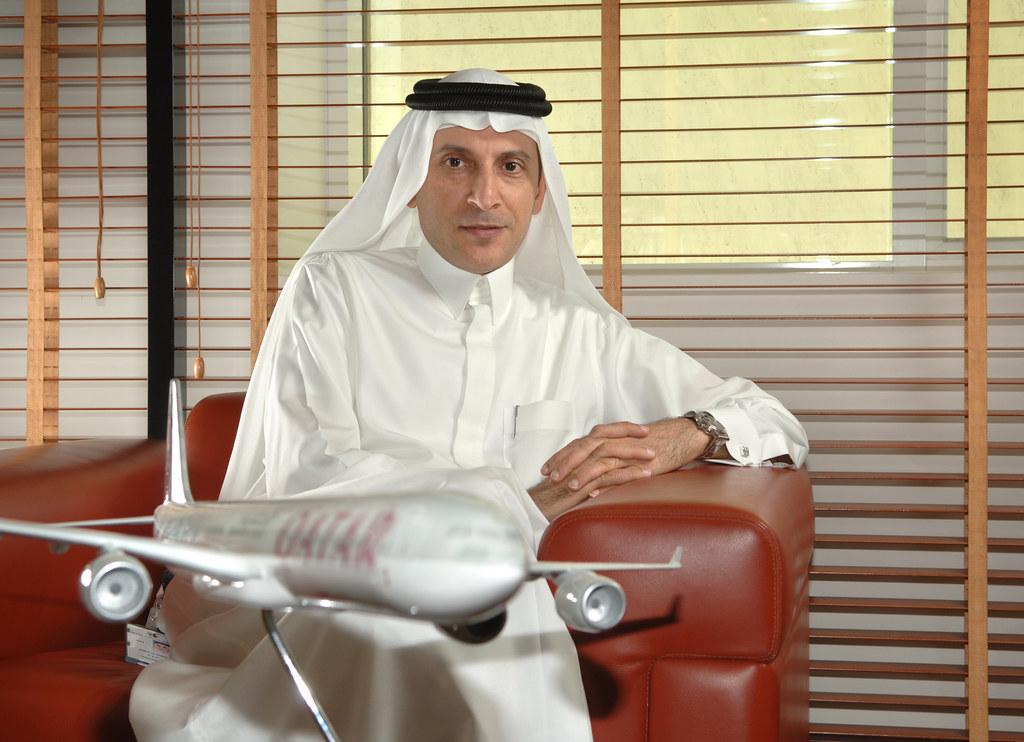 تعيين الرئيس التنفيذي للخطوط الجوية القطرية رئيسًا لمجلس إدارة تحالف ون وورلد