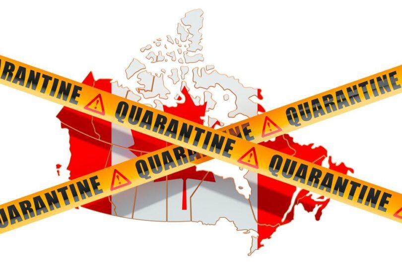 کانادا اقدامات قرنطینه ای COVID-19 و محدودیت های سفر را گسترش می دهد