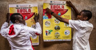 Oria Ebola tiwaputara na Democratic Republic of Congo