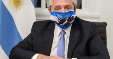 Arxentina reforza as restricións COVID-19 durante nove días