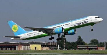 Uzbekistan Airways hervat vluchten naar Moskou