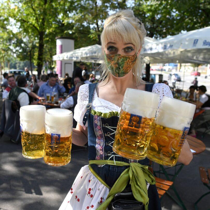 I whakakorea ano a Munich Oktoberfest mo te mate urutauri COVID-19