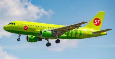 Russlands S7 Airlines kunngjør flyreiser til to nye destinasjoner i Kroatia