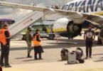 EU, 벨로루시가 Ryanair 비행기를 납치 한 후 벨로루시 항공사를 금지