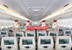 Emirates fejrer den jordanske uafhængighedsdag på tværs af sine flyvninger
