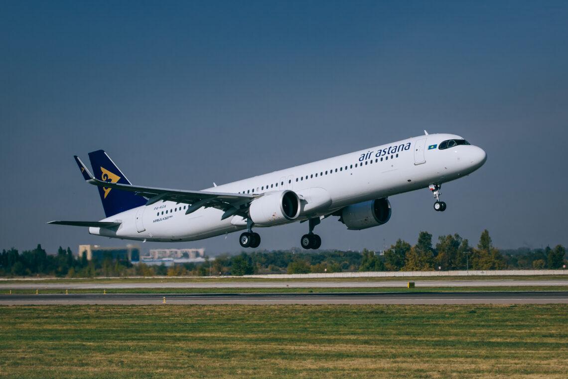 Air Astana käynnistää lennot Kazakstanin ja Montenegron välillä