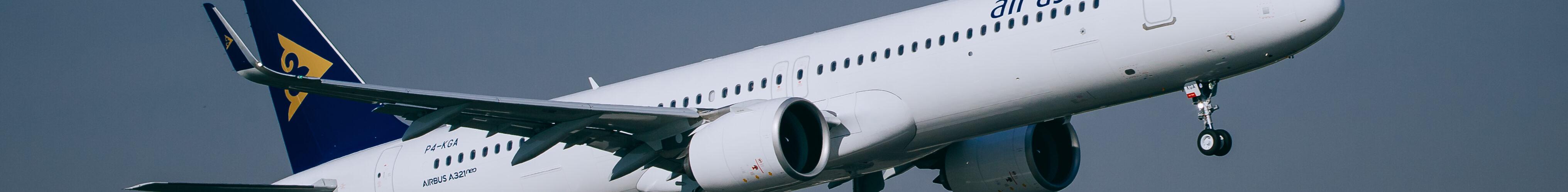 Air Astana tniedi titjiriet bejn il-Każakstan u l-Montenegro