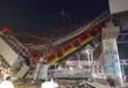 23 загинали, 79 ранени в колапс на влак над Мексико Сити
