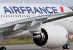 I-Air France iyarhoxisa inqwelomoya yaseParis-Moscow emva kokuba iRussia ingavumi ukwamkela iBelarus