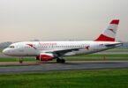 오스트리아 항공, 러시아가 벨로루시 우회로를 거부 한 후 비엔나에서 모스크바까지 항공편 취소