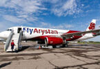 پروازها از ترکستان به بیشکک ، اتصال قزاقستان - قرقیزستان