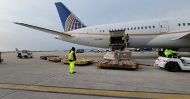 United Airlines expands India relief efforts