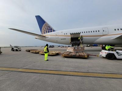 United Airlines udvider Indiens nødhjælpsindsats