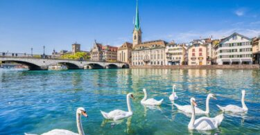 As borders re-open, Zurich Tourism makes sustainability a priority