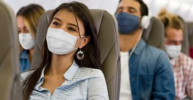 Safe air travel: Tips for reducing risk of infection while flying