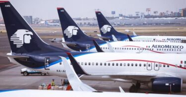 Aeromexico obtains court approval on aircraft fleet transactions