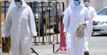 Saudi-Arabia kieltää rokottamattomat kansalaiset menemästä töihin
