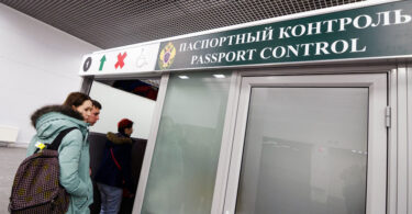 3.1 millioner russiske borgere fik ikke adgang til at forlade Rusland på grund af ubetalt gæld