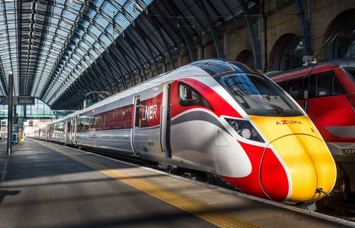 """Le crepe sui treni ad alta velocità causano """"interruzioni significative"""" dei servizi ferroviari del Regno Unito"""