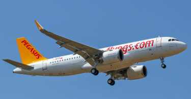Pegasus Airlines re-connects Budapest Airport with Istanbul, Turkey