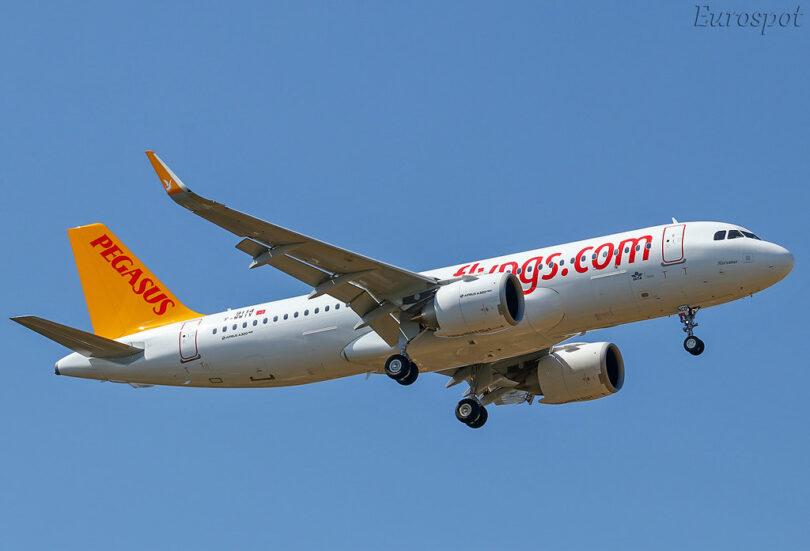 Ka honohono ano a Pegasus Airlines i te taunga rererangi o Budapest me Istanbul, Turkey