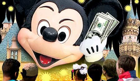 ستتضاعف أسعار تذاكر ديزني باركس بحلول عام 2031