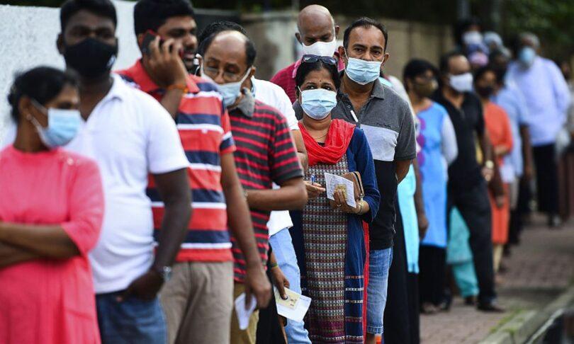 سریلانکا محدودیت های سفر را تا 7 ژوئن تمدید می کند