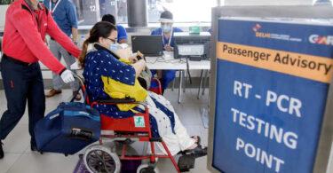 El alto costo de las pruebas de PCR afecta negativamente la recuperación de los viajes internacionales