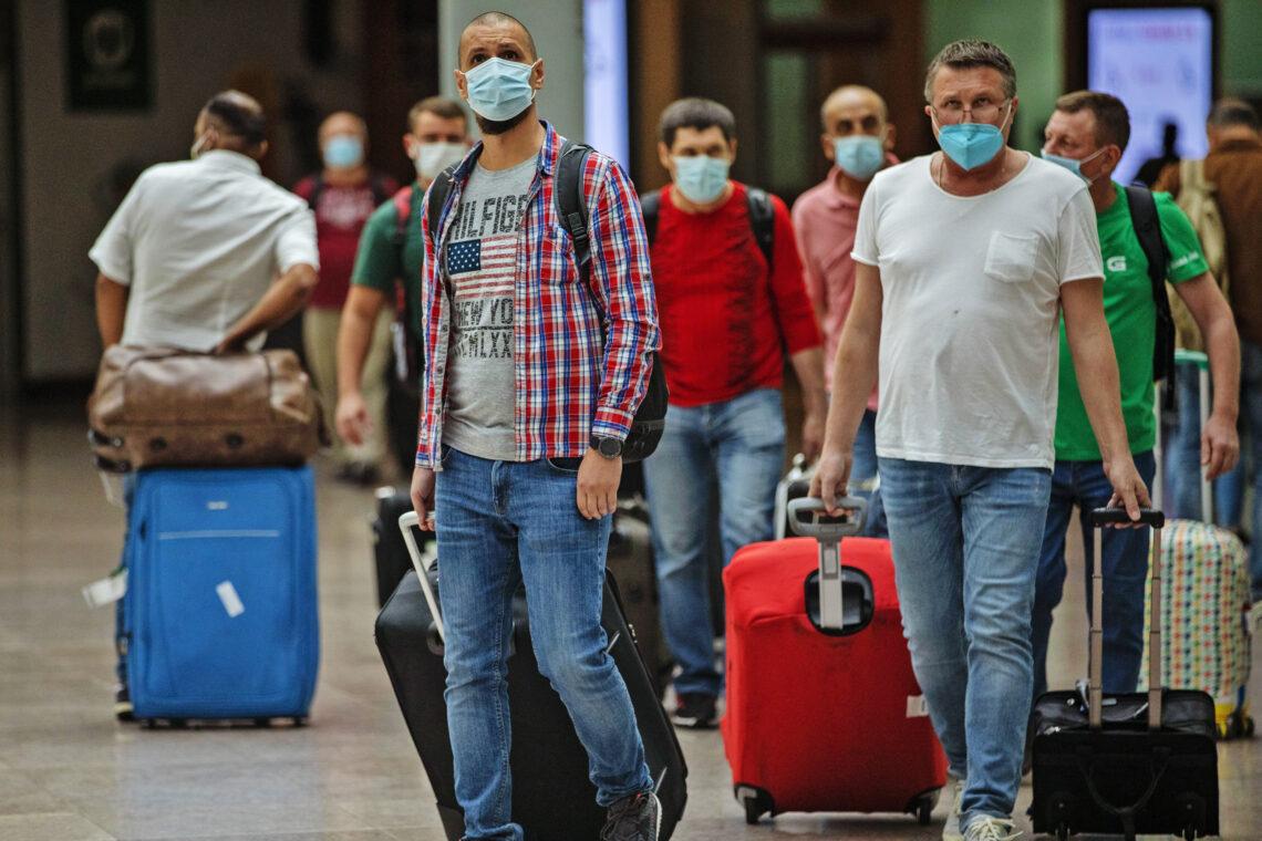 Com as vacinas em pleno andamento, o viajante dos EUA está se tornando mais confiante