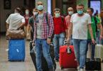 Mit Impfungen in vollem Gange wird der US-Reisende selbstbewusster