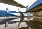 Alaska Airlines авиакомпаниясы парктын өсүшү жана маршруттун кеңейиши жөнүндө жарыялайт