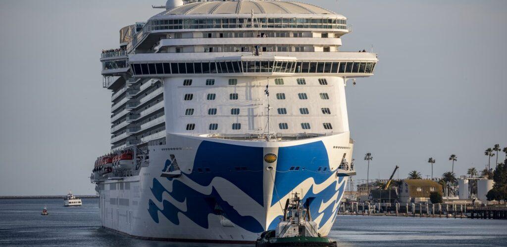 Princess Cruises tikkanċella kruċieri magħżula tal-Messiku, tal-Karibew u tal-Mediterran