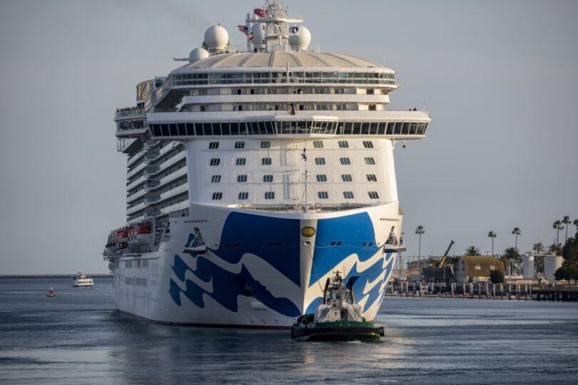Princess Cruises peruuttaa valitut Meksikon, Karibian ja Välimeren risteilyt