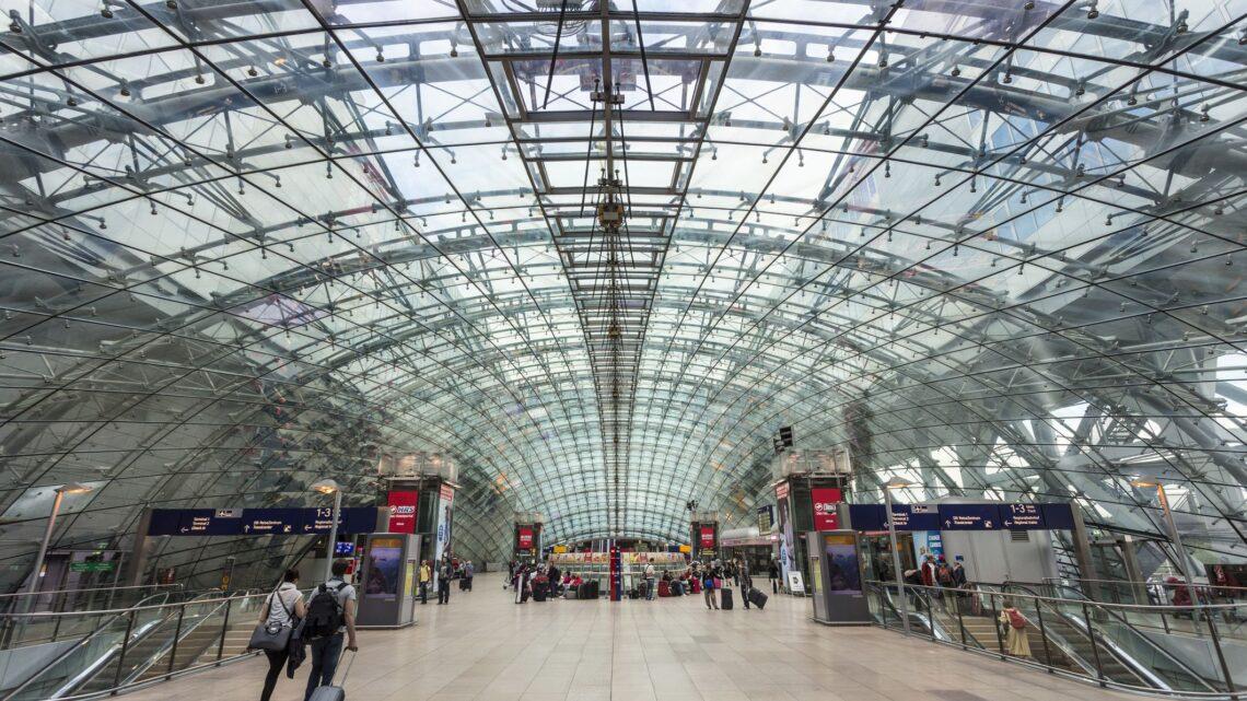 Il traffico passeggeri ancora basso all'aeroporto di Francoforte nell'aprile 2021