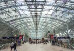 2021-жылдын апрелинде Франкфурт аэропортунда жүргүнчүлөрдүн трафиги дагы деле төмөн