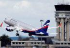 러시아, XNUMX 개국 추가 여객기 운항 재개