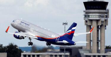 रूस ने पांच और देशों के लिए यात्री उड़ानें फिर से शुरू की